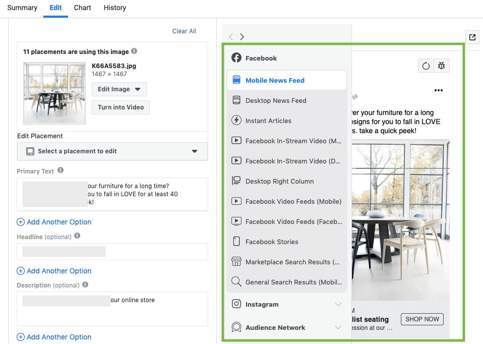 facebook-emplacement-liste